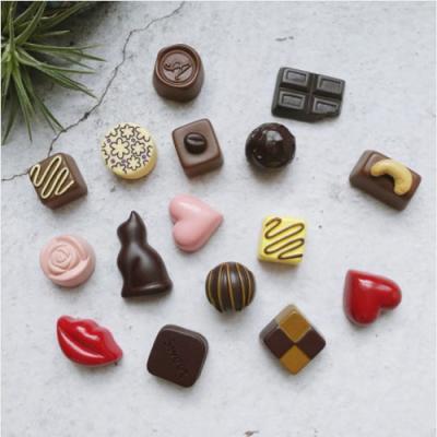 미니멀 초콜렛 냉장고 자석 1개(디자인랜덤)