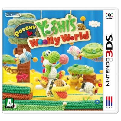 3DS/포치와 요시 울리 월드:한글판