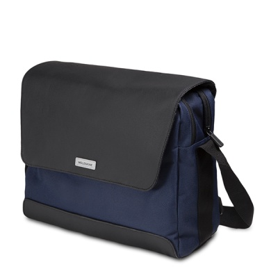 몰스킨 T 노마드 컬렉션 메신저 백/사파이어 블루