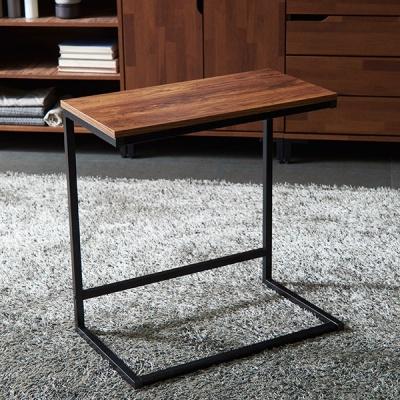 [LDlab] 멜트 스틸 사이드 테이블 협탁