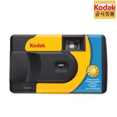 코닥 일회용카메라 데이라이트 800-27장 (노플래시)