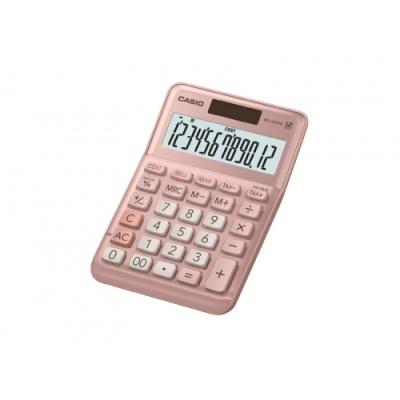 [카시오] 카시오계산기 MS-120FM 핑크 [개/1] 379059