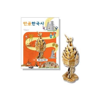 [만공한국사] 백제_금동 대향로