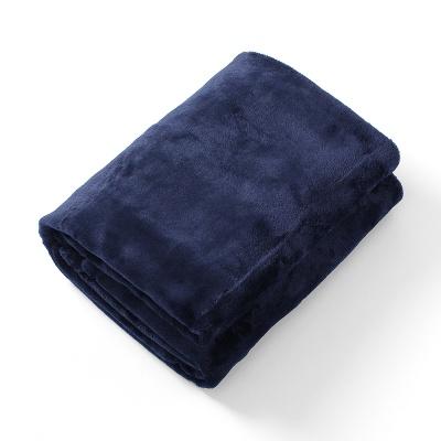 소프트 극세사 담요(100x150cm)/ 겨울 차박담요