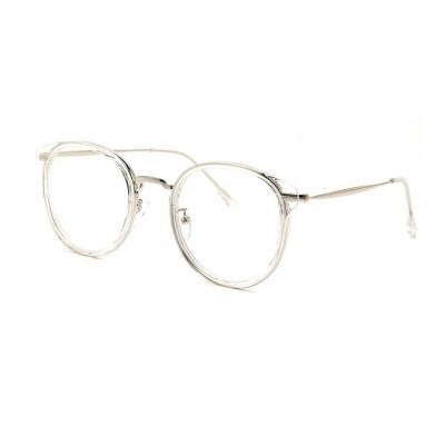 shine 투명 얇은테 안경 뿔테 패션안경 안경테 심플