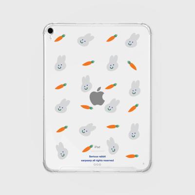Rabbit carrot(아이패드-투명)