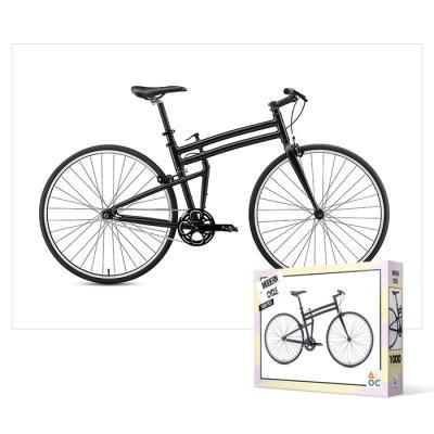 1000피스 직소퍼즐 - 자전거