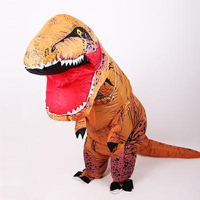 공룡 의상 (에어수트)