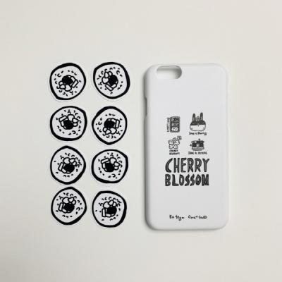 보테가블라썸 아이폰 하드케이스