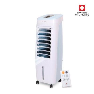 스위스밀리터리 에어쿨러 이동식 냉풍기 SMA-FA02A