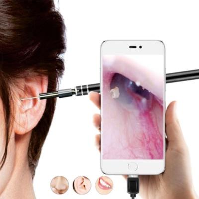 [귓속 카메라] 정품 내시경 귀이개 (케이스 무료증정)