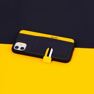스매스 아이폰11 가죽 포켓 바 카드 케이스 이지포켓H