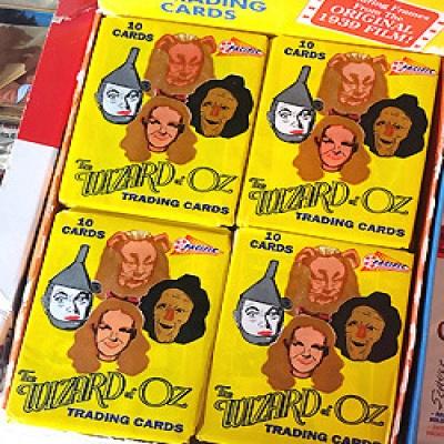 오즈의마법사 랜덤카드팩