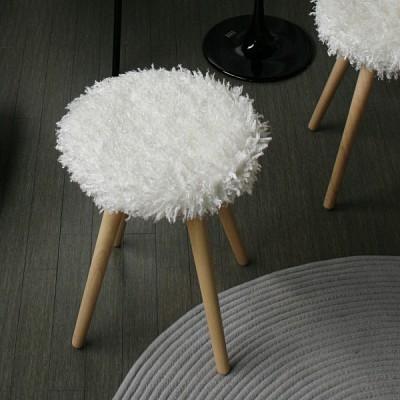 lamb doughnut stool