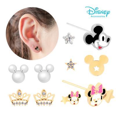 Disney 월트디즈니 캐릭터 쥬얼리 여성 귀걸이 15종