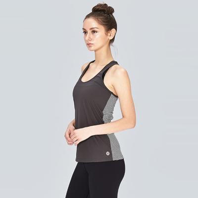 [TS7037 챠콜]여성 기능성 운동복 서플렉스 반팔 요가복