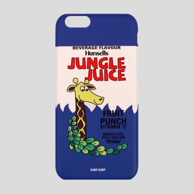 [어프어프] 하드케이스 Giraffe julce-blue