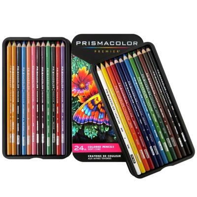 프리즈마 유성색연필 24색세트