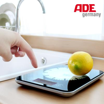 [ADE] 독일 에이디 비키주방저울(시계기능포함)