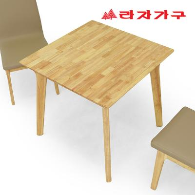 울런 원목 2인 식탁 테이블