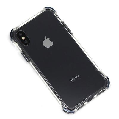 클리어 포인트 메탈젤리 케이스(아이폰11프로)