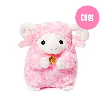 대관령 양떼인형-핑크(대형)