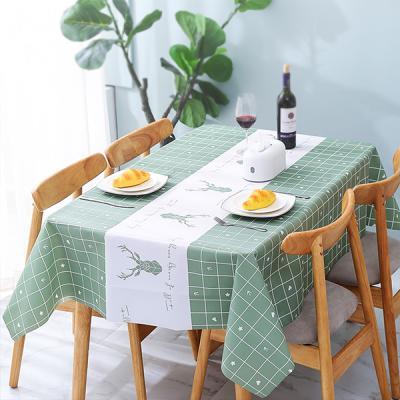 방수 식탁보 캠핑용 테이블보