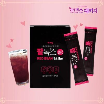 아이밀 팥톡스 로맨스패키지 팥물 팥차 4박스(40스틱)