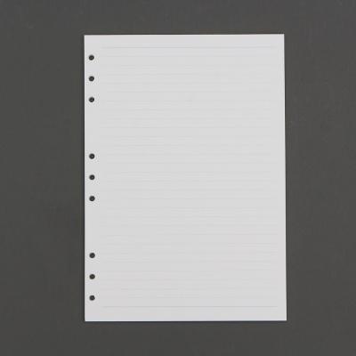 스토리 9공 다이어리속지(B5)/ 유선 다이어리리필