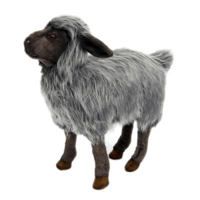 3453번 엄마양검정색 Black Sheep Mama/38*40cm