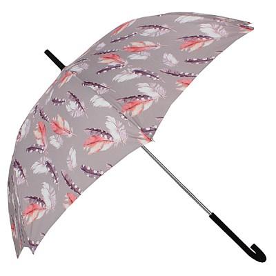 그레이 페더 자동장우산