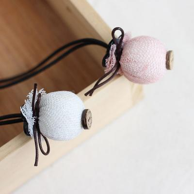 [DIY 패키지] 큐티볼 머리끈 (2color)