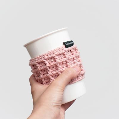 와플 컵홀더 - 코바늘 키트