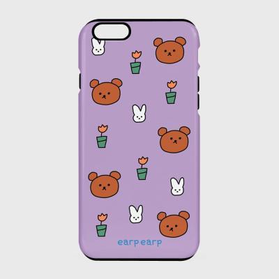 Bear and rabbit-purple(터프/슬라이드)