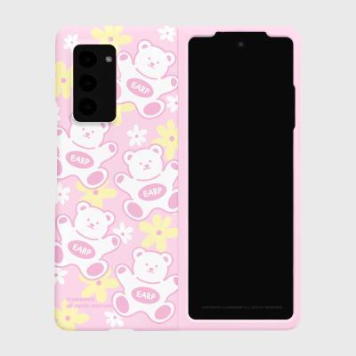 FLOWER BABA-PINK/YELLOW(Z폴드2-하드)