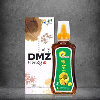 파주 DMZ지역 자연산 100% 야생화 꿀 1kg