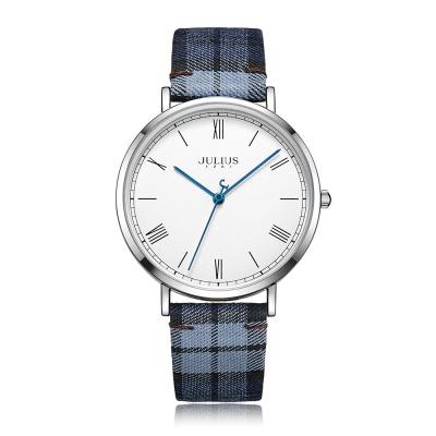 [쥴리어스공식] JA-1015 여성시계 가죽시계