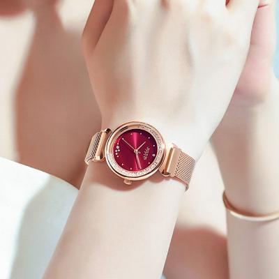줄리어스 클레오 매쉬밴드 여성시계 (4color)