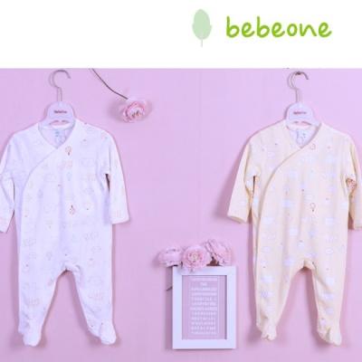 [베베원] 밤부팜배냇우주복  출산선물 유아 아기 출산
