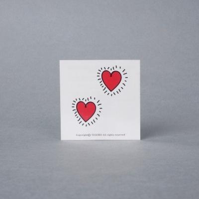 heart  패션타투