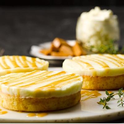 피나포레 경리단길 말카 치즈 케이크 - 베이킹 키트