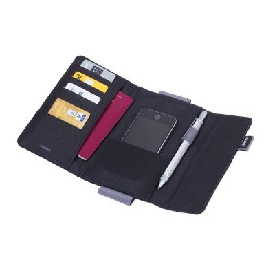 [TROIKA] 오거나이저 여권케이스 블랙 (TRV55/BK)