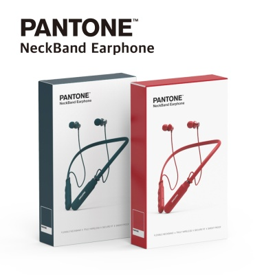 PANTONE PTN-01 NECKBAND EARPHONE