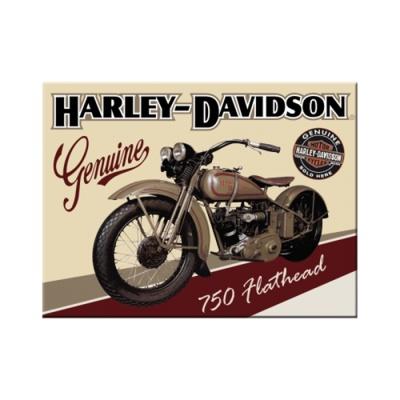 노스텔직아트[14223] Harley-Davidson Flathead