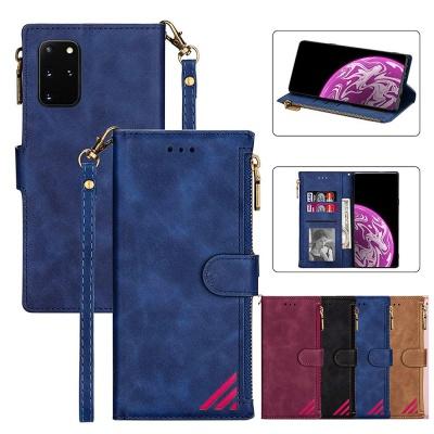 갤럭시s10/플러스 s10e 울트라 카드 지퍼 지갑 케이스