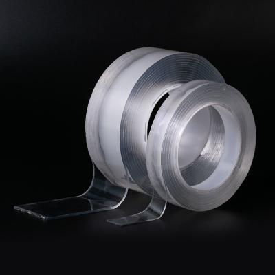 실리콘테이프 방수 절연 단면 양면 투명테이프