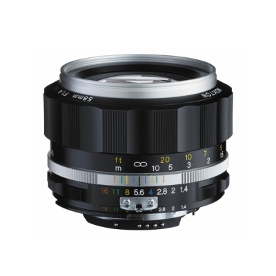 보이그랜더 NOKTON 58mm F1.4 SLⅡS SL/Ai-S
