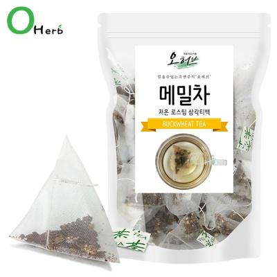 볶은 메밀티백 메밀차 25개입 삼각티백차 식수대용
