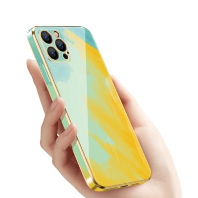 아이폰 12 11 pro max se2 강화유리 범퍼 메탈케이스