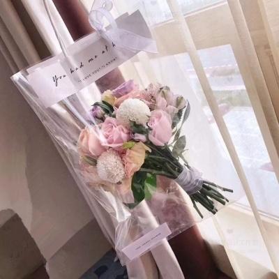 꽃 포장 봉투 대 10p